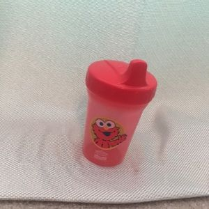 💜Free with Purchase~NWOT Elmo Sippy Cup